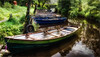 Row Boats, Ross Castle