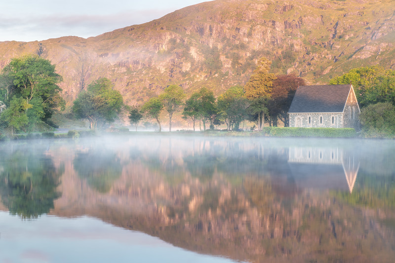 Gouganebarra in the mists