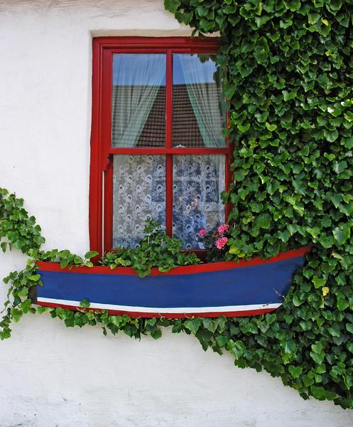 Nautical window - Ireland