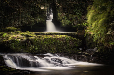 Falls near Bantry