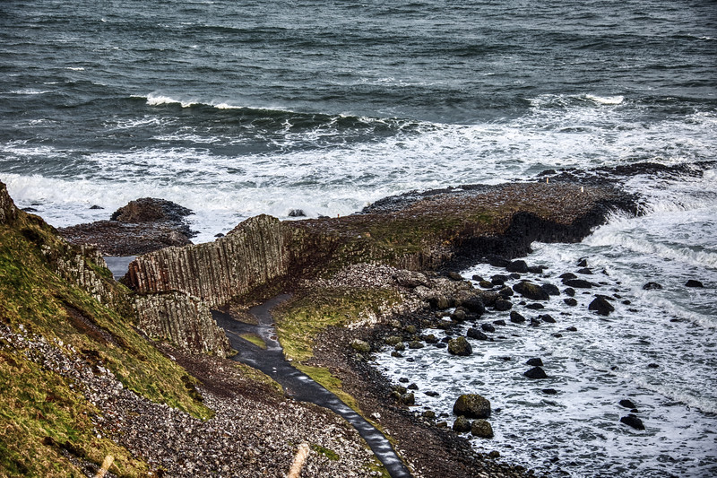 The Giant's Causeway - Northern Ireland - 062
