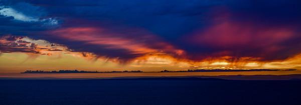 Clouds Over the Aran Islands