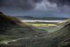 Glengesh valley