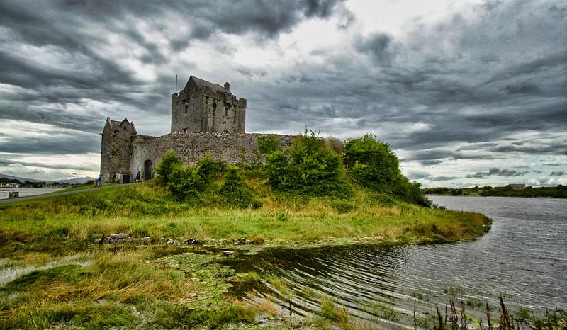 Το Κάστρο Dunguaire (ΙΡΛΑΝΔΙΑ)