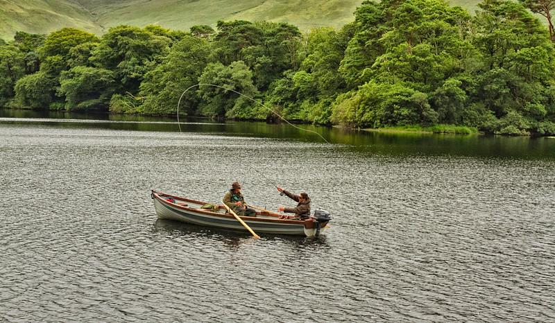 Λίμνη Pollacappul (ΙΡΛΑΝΔΙΑ)