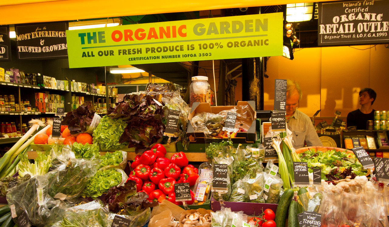 Ιρλανδία. Η «Αγγλική Αγορά» τροφίμων στο Cork