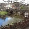 Enniscarthy, Ireland... iPad pic taken from Motorcoach window