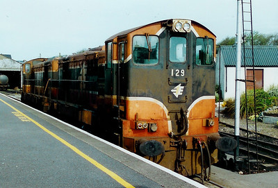 129 at Galway on 7th April 2000