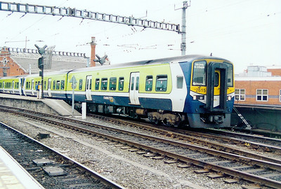 2615 at Dublin Connolly on 4th July 2003