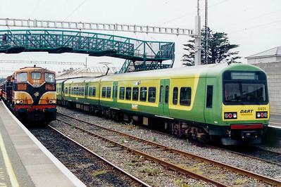 8401 at Bray on 4th July 2003