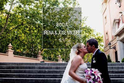 Irena & Jose Miguel