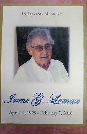 Irene Lomax remembered