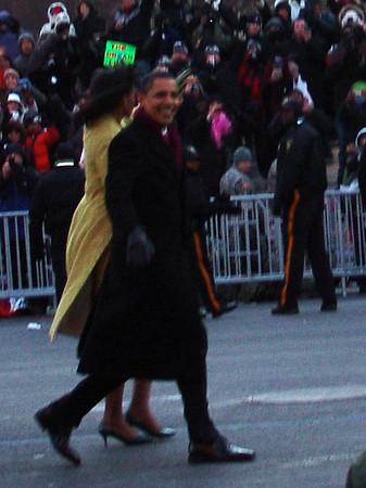 Obama Iinauguration