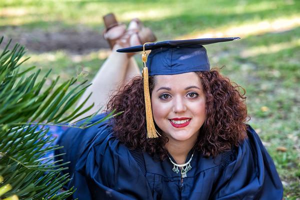 Irene's UNF Graduation Photos