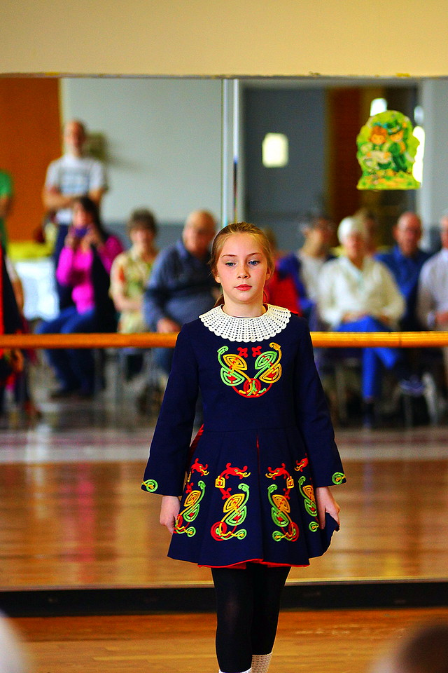 Irish Dancer's @ Elyria YWCA