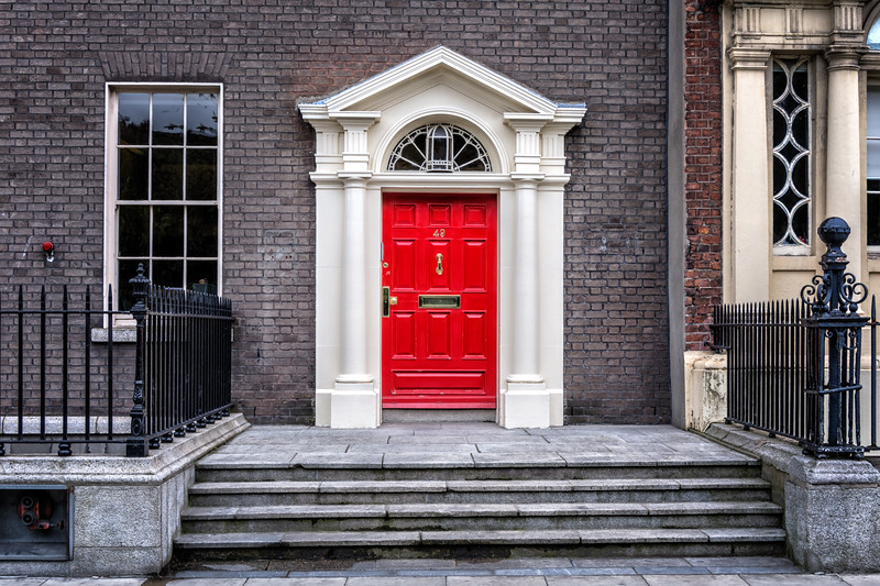 Doorways of Dublin #5