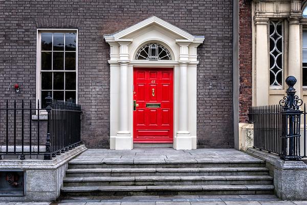 Doorways of Dublin #5