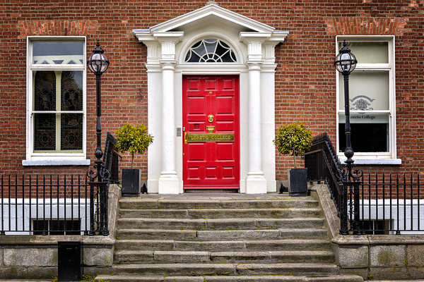 Doorways of Dublin #7