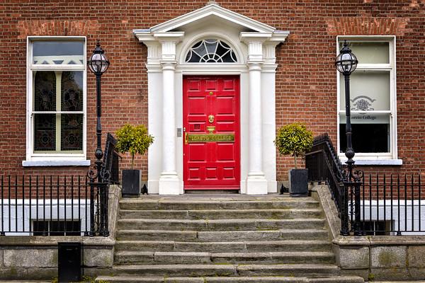 Doorways of Dublin #7