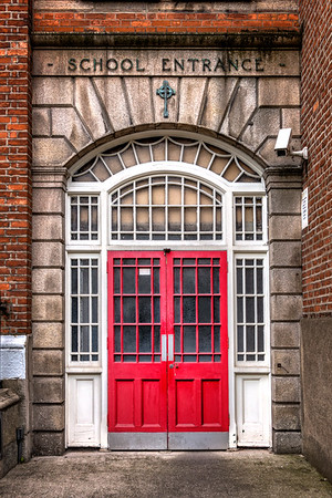 Doorways of Dublin #8