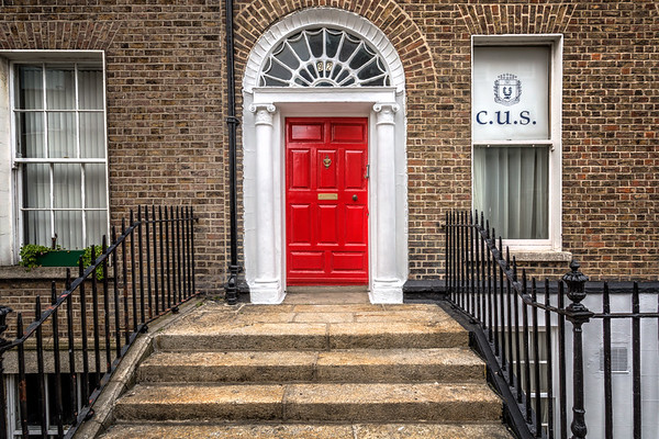 Doorways of Dublin #13