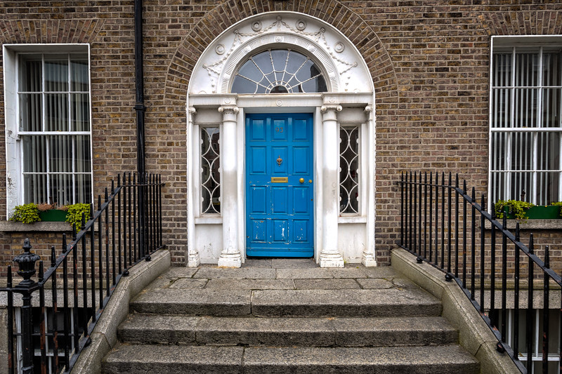 Doorways of Dublin #12