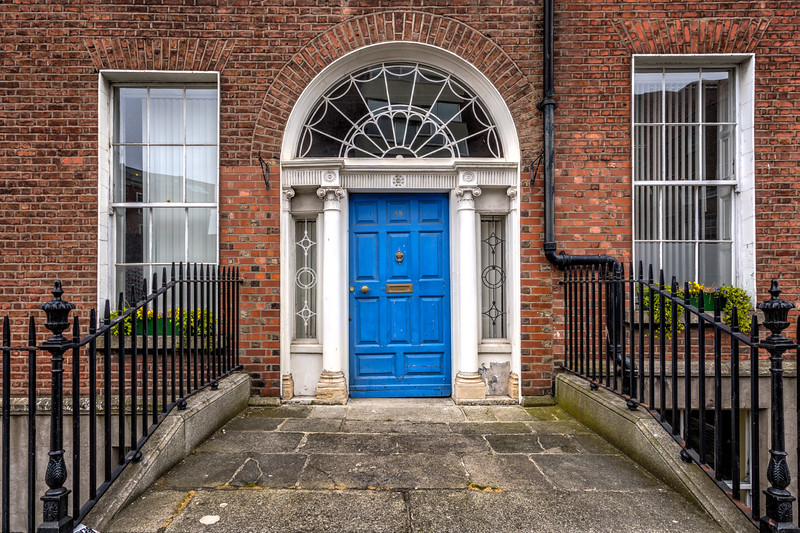 Doorways of Dublin #10