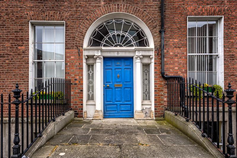 Doorways of Dublin #10