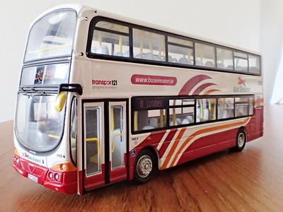 Irish Models, buses, lorries and vans