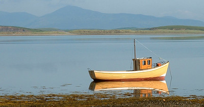 yellow irish boat1