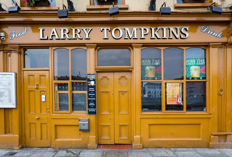 Larry Tompkins