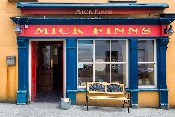 Mick Finns