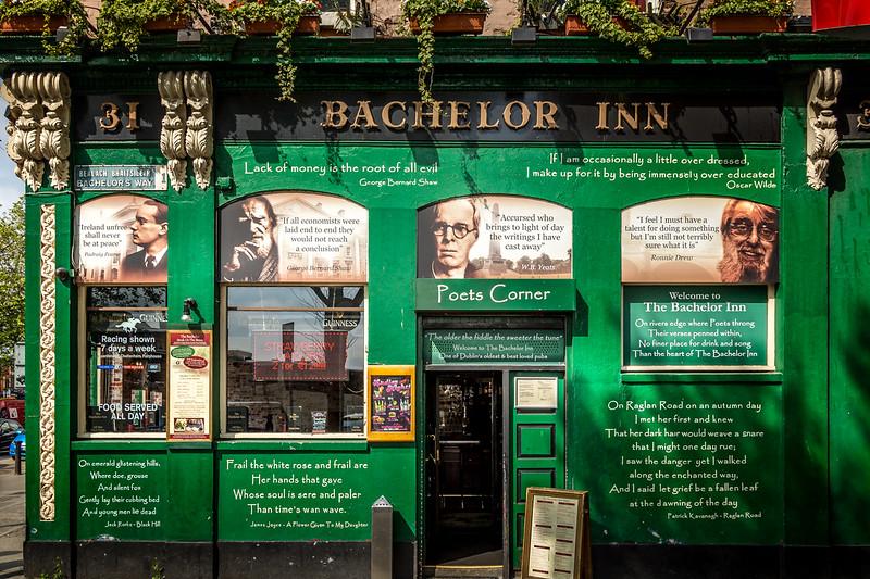 Bachelor Inn, Dublin