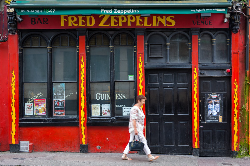 Fred Zeppelin's