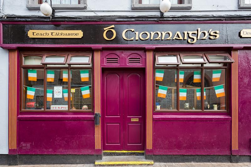 O'Cionnaigh's