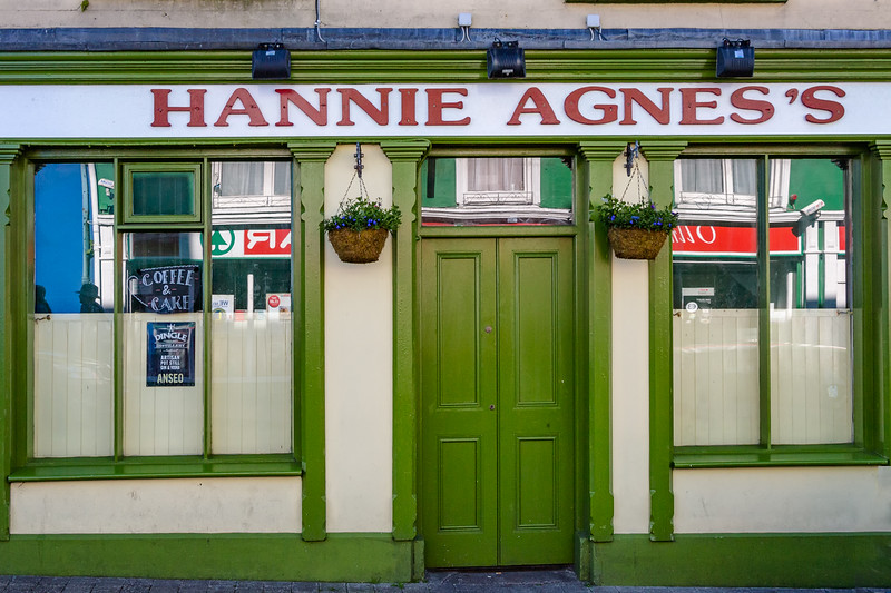 Hannie Agnes's
