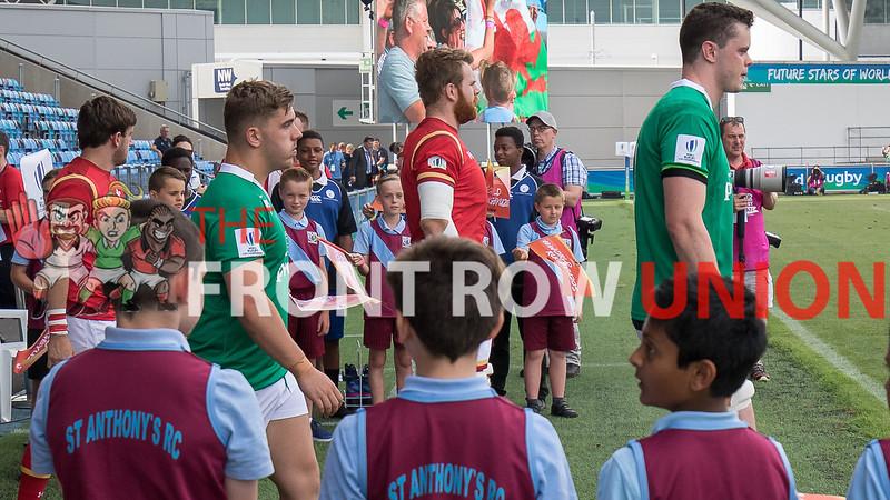 Ireland 26 Wales 25, U20 World Championship, Tuesday 7th June 2016