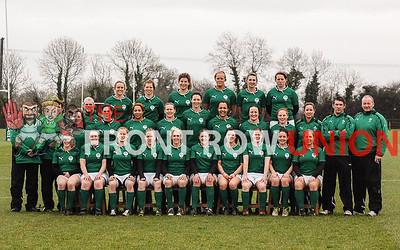 2013-02-09 Ireland 25 England 0 Women Six Nations