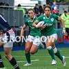 Ireland 45 Scotland 12, Women Six Nations, Sunday 20th March 2016