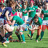 Ireland 45 Scotland 12, Women Six Nations, Sunday 20th March 2016