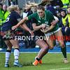 Ireland 18 Scotland 14; Womens 6N; Sunday 2nd February 2020