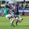 Ireland Women staged a remarkable second half comeback to beat France Women 13 – 10 in the RBS Six Nations at Donnybrook