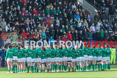 2017-02-26 Ireland Women 10 France Women 26 (Six Nations)