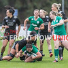 Ireland 8 New Zealand 38, Women Autumn International, Sunday 27th November 2016