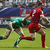 Paris 7s Match 10 Ireland 19 Wales 19