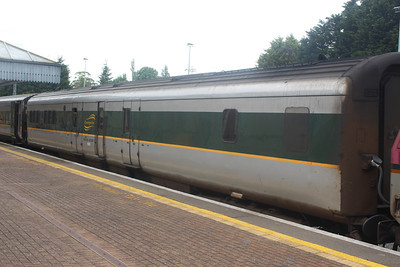 9604  (7905) at Dundalk on 13.06.14 on 09.35 Dublin - Belfast service.