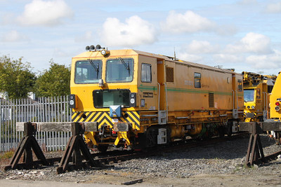 710 - Plasser & Theurer  DTS 62N - at Kildare on 23.07.11.