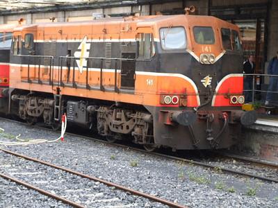 Class 141  -  141.