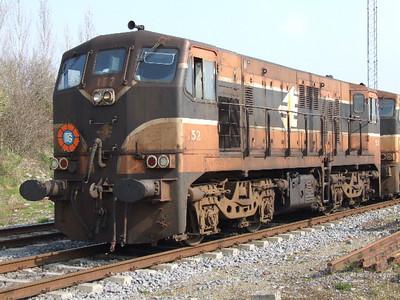 Class 141  -  152
