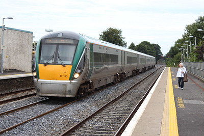 22133 at Kildare on 08.08.13.en route to Houston..